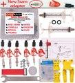 Велосипедный дисковый тормоз Bleed Kit инструмент для AVID Sram DODE код JUICY ELIXIR Edge Guide HOPE BNGAL HAYES J3 J5 J7 формула DOT масло