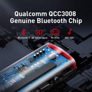 Image 5 - Baseus Bongiovi DPS Bluetooth 5.0 מקלט 3.5mm שקע Bluetooth אודיו Aux Aptx LL HD אלחוטי מתאם משדר עבור אוזניות