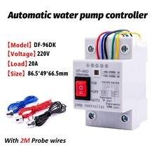 Df 96d автоматический переключатель контроллера уровня воды