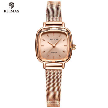 Ruimas Woman Watches Rose Gold Women