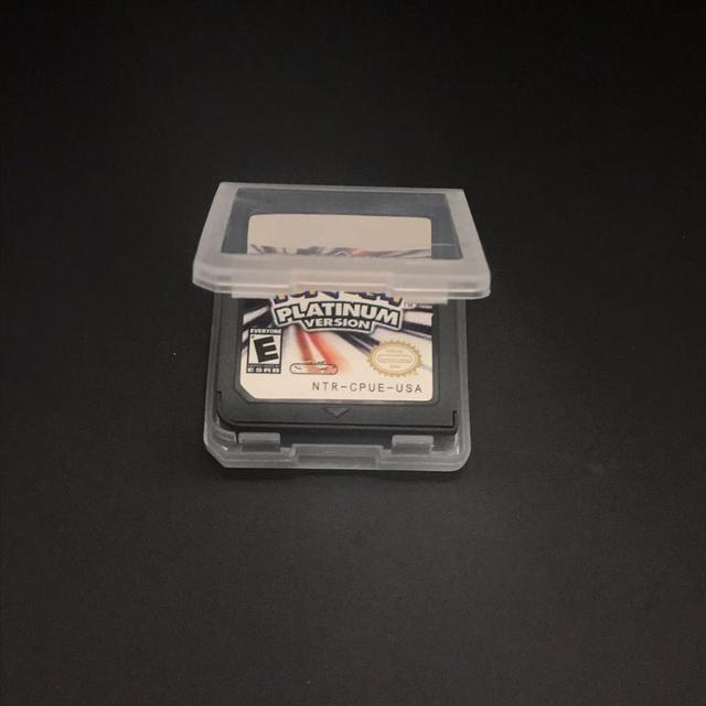 FOR Pokemon Platinum Version Game Card For Nintendo 3DS NDSI NDS NDSL Lite EU version /USA Version