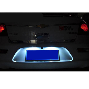 Replacement LED License Plate