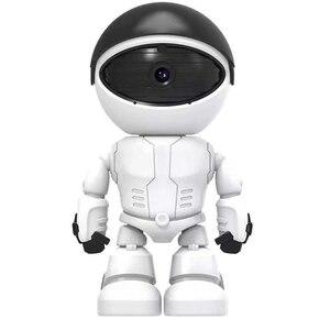1080P домашняя ip-камера безопасности, робот, интеллектуальная камера с функцией автоматического слежения, беспроводная WiFi камера, камера набл...