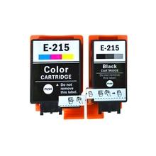 Vilaxh 1 комплект T215 E-215 картридж совместимый для Epson T215 Workforce WF-100 WF100 принтера