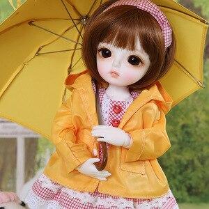 Image 3 - Новое поступление Анна BJD SD кукла 1/6 модель тела мальчики девочки Oueneifs высокое качество игрушки из полимера свободный глаз шары Модный магазин