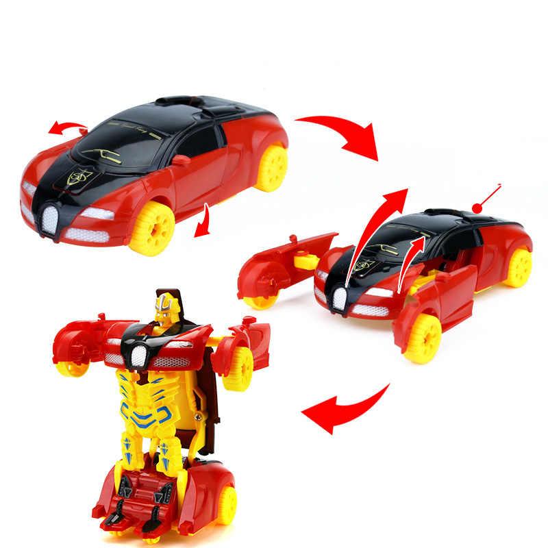 רובוטריקים רכב רובוט צעצוע רכב טרנספורמציה Optimus ראש הדבורה Rollbar PVC פעולה איור צעצועים חינוכיים מתנה