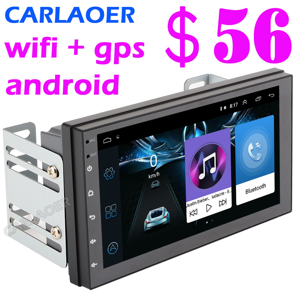 GPS Video-Player Car-Radio Car Multimedia Universal 2din-Stereo Hyundai Toyota 2-Din android