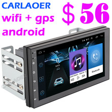 GPS Video-Player Car-Radio Car Multimedia Android 8.1 Universal 2din-Stereo Hyundai Toyota