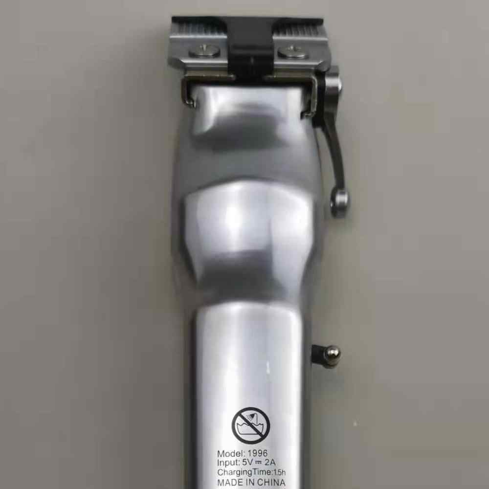 Alle-metall Professional hair clipper elektrische haar trimmer für männer haircutting maschine haar cut kompatibel für moser barber