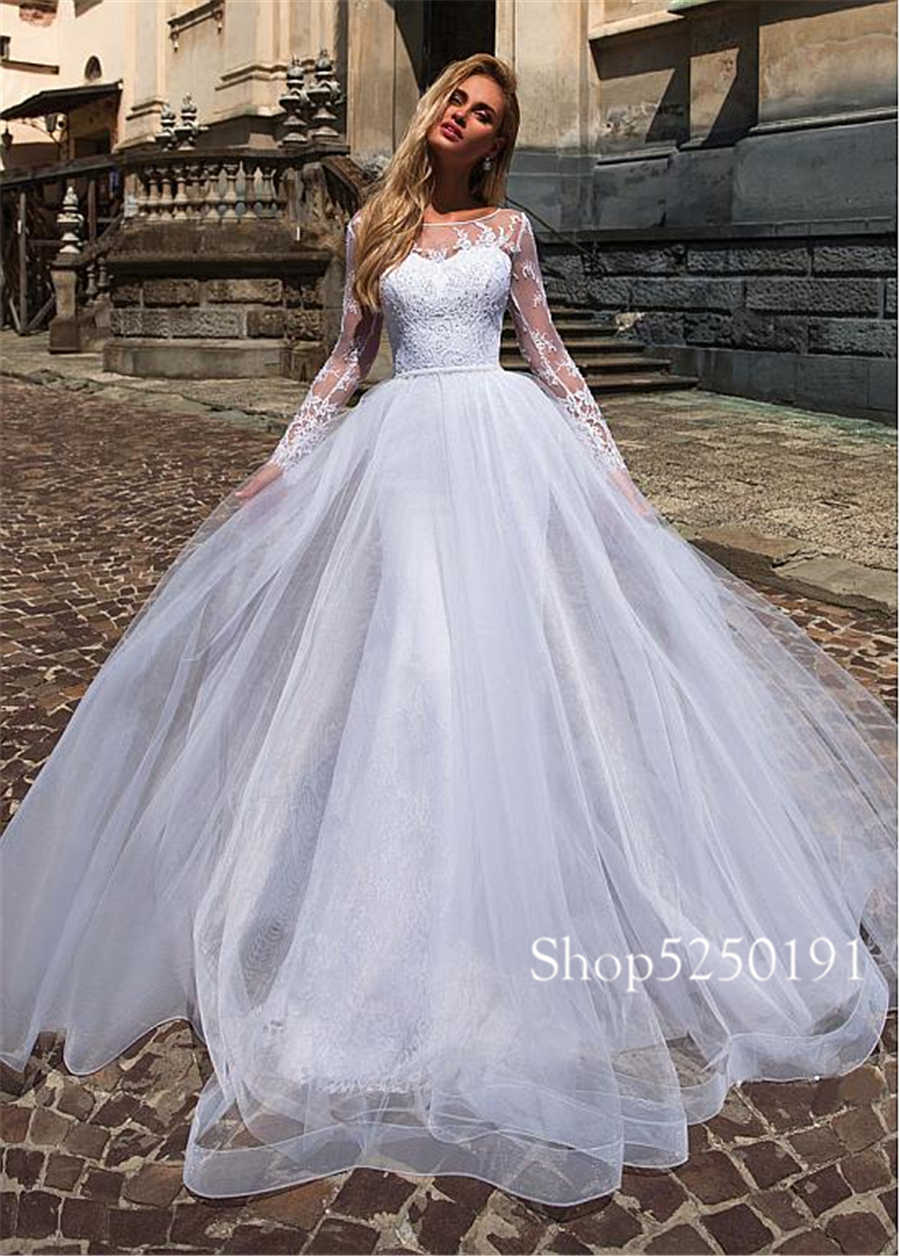 Charming Two Pieces 20 In 20 Wedding Dresses With Lace Appliques Mermaid  Bridal Dress with Detachable Skirt vestido de noiva
