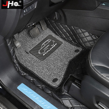 Cover-Rug Carpet-Accessories Ford Explorer Floor-Mat 7-Seats JHO Car-Wire Limited Double-Layer