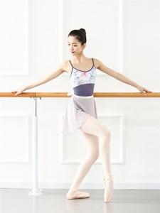 Image 4 - Women Gymnastics Leotard Ladies Camisole Dancewear Dance Clothing Costumes Professional Gymnastic Ballet Leotards for Women