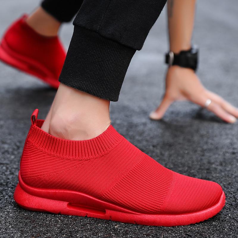 Men's Casual Shoes Men Sneakers Size 45Footwear Sneakers Sport Fashion Footwear Male Shoes 2020 New Fashion Trainers Shoes