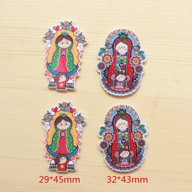 10pcs/lot kawaii planar resin cartoon character princess  cabochons resin flatback resin crafts accessories