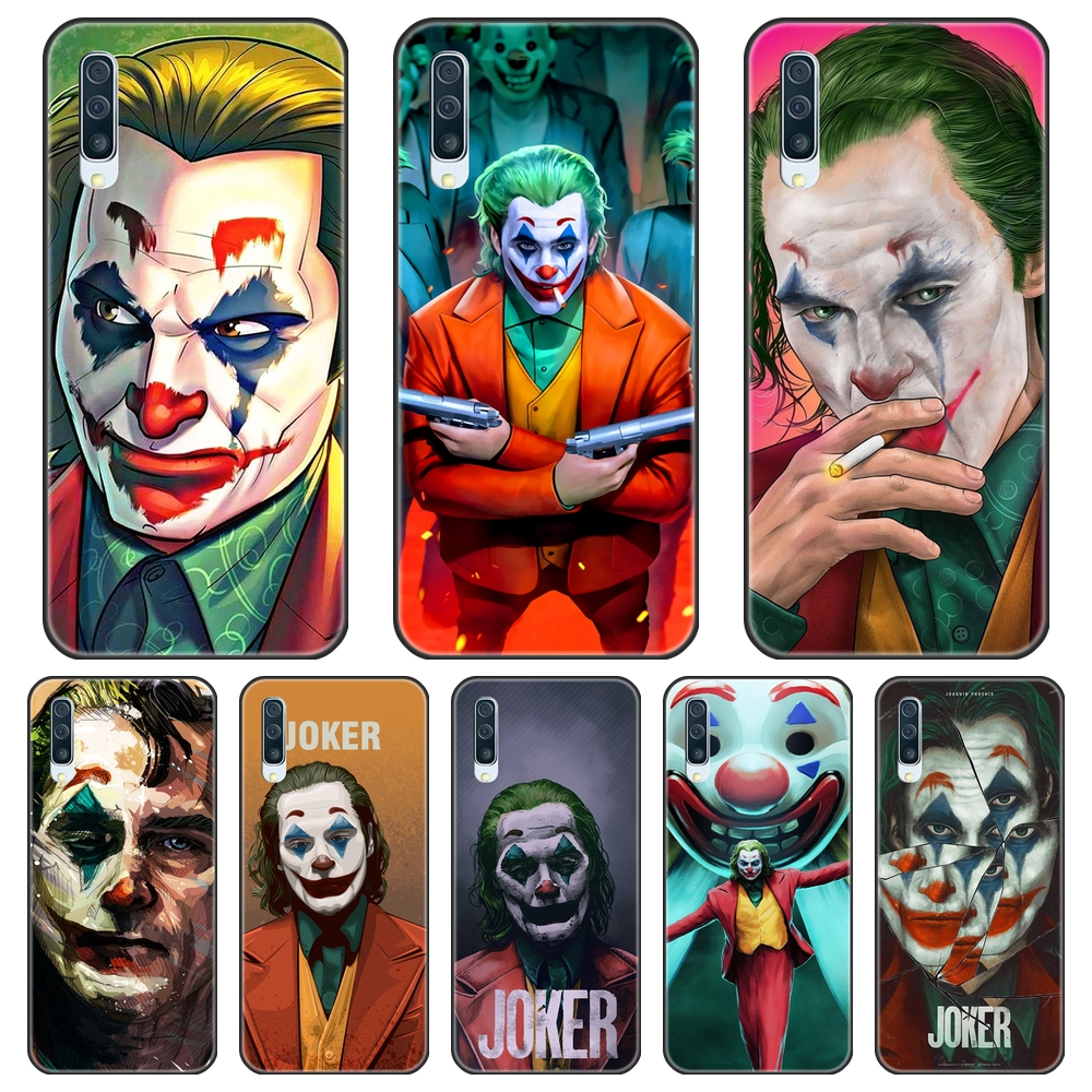 Soft TPU <font><b>Case</b></font> For <font><b>Samsung</b></font> <font><b>Galaxy</b></font> <font><b>A40</b></font> A30 A20 A10 Joker Cool Silicone Back Cover For <font><b>Samsung</b></font> <font><b>Galaxy</b></font> A50 A60 A70 A80 <font><b>Phone</b></font> <font><b>Case</b></font> image