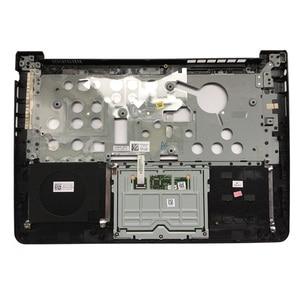 Image 5 - עבור Dell Inspiron 14 5000 5447 5445 5448 LCD למעלה כיסוי/LCD לוח קדמי/Palmrest עליון משטח מגע/90% תחתון חדש מקרה כיסוי