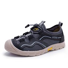 Summer Spring Men's Shoes Mesh Casual Shoes Genuine Leather Breathable Outdoor Male Sneakers Walking Footwear Loafers sneaker jungle party green latex balloons woodland animal palm leaf foil balloons safari party baloons birthday party decor baby shower