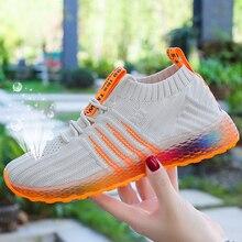 Женская обувь для тенниса; дышащие сетчатые носки на шнуровке; женские кроссовки; спортивная обувь; tenis feminino Chaussure Femme; брендовые кроссовки