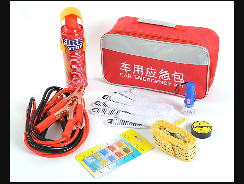 On-board Emergency Rescue Kit First Aid Kit On-board Emergency Kit Car Emergency Kit Combination Kit Car