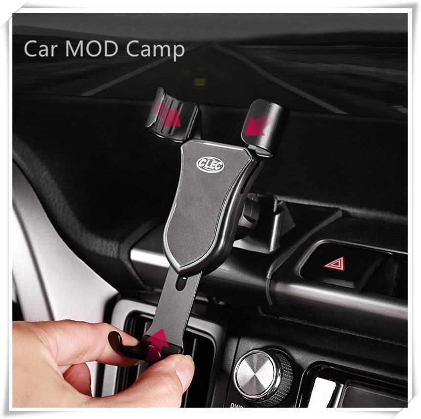 Für Toyota RAV4 RAV 4 2014 2015 2016 2017 2018 Auto Air Vent Halterung Handy Halter für Handy Stabile cradle Smart Telefon Stehen