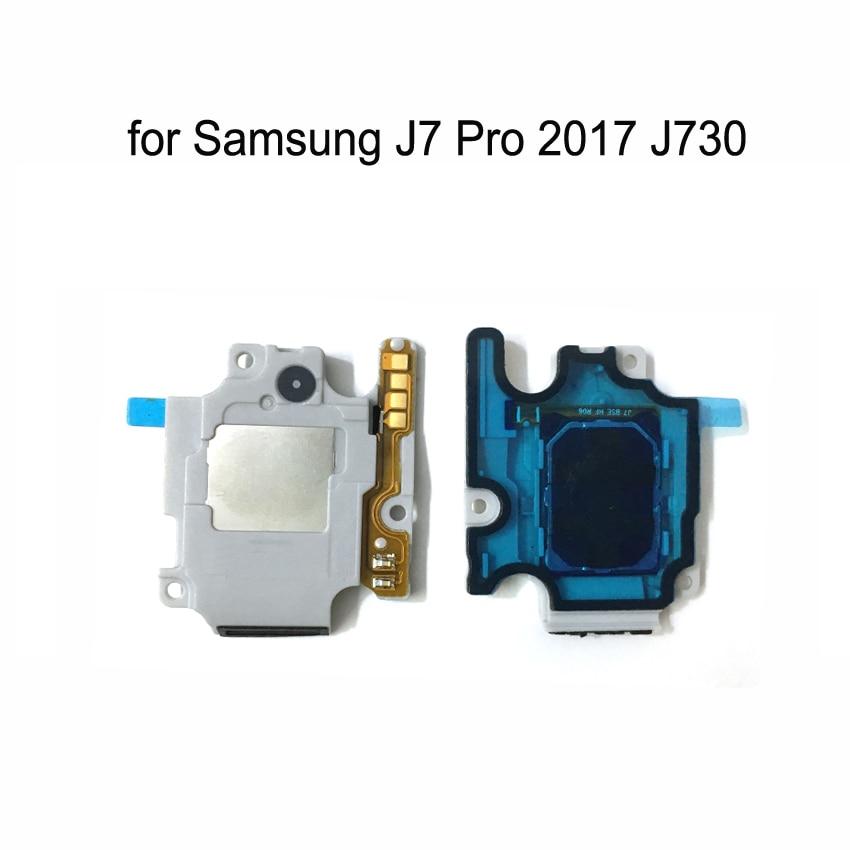 For Samsung Galaxy J7 Pro 2017 J730 J730F J730G J730FD Original Phone New Loudspeaker Buzzer Ringer Flex Cable Replacement
