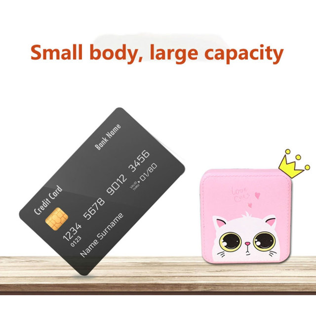 KISSCASE Cute Mini Power Bank 10000mAh USB External Battery Charger For iPhone Xiaomi Portable Powerbank For Samsung Poverbank 3