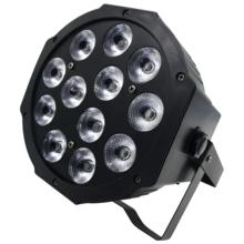 12 #215 12 Rgbw Led Par Stage Lighting Effect Professional DJ DMX 100 Club Ballroom Lighting cheap NoEnName_Null CN(Origin) DMX Stage Light 100W 90-240V Professional Stage DJ