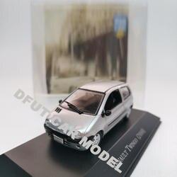 1:43 сплав Twingo 2000 Модель гоночной машины детских игрушечных автомобилей оригинальный авторизованный игрушки для детей