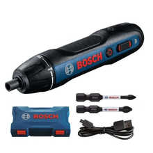 Bosch Go2 electric screwdriver rechargeable automatic screwdriver hand drill Bosch Go 2 multi-function electric batch tool - DISCOUNT ITEM  37% OFF Tools