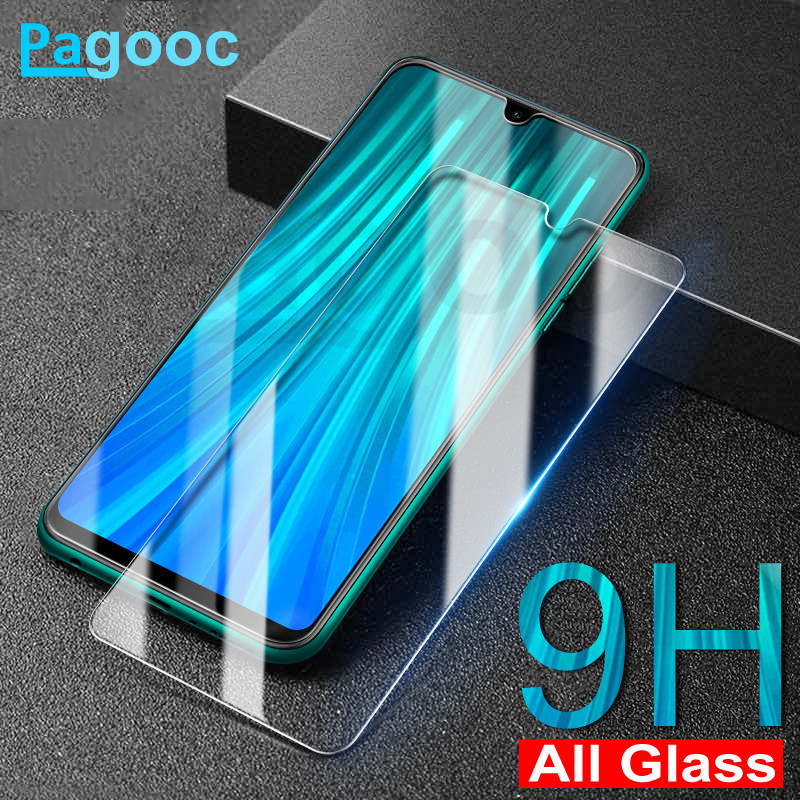 Protective Glass On The Redmi Note 6 7 8 Pro 8T Tempered Screen Protector Safety Glass Film For Xiaomi Redmi 7 8 K20 K30 Glass