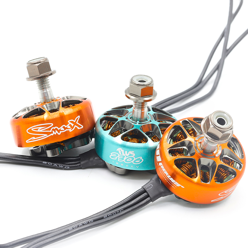 4PCS RCINPOWER SmooX 2306Plus 1350KV//2280KV/2580KV <font><b>Brushless</b></font> Motor for RC <font><b>Drone</b></font> <font><b>FPV</b></font> Long Range Racing Nazgul5 Tyro129 image
