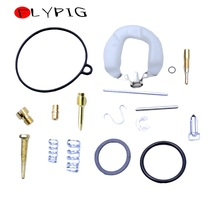 PZ19 19mm Carburetor Carb Repair Rebuild Kits for Dirt Pit Bike ATV Quad Go Kart Buggy TaoTao Motorcycle D40