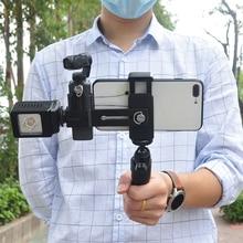 FIMI Lòng Bàn Tay Di Động Điện Thoại Kẹp Chân Đế Gắn Chân Để Bàn Cho FIMI Lòng Bàn Tay Điện Thoại Giá Đỡ Kẹp Gimbal Camera Phụ Kiện