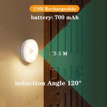 Светильник для шкафа с пассивным инфракрасным датчиком движения