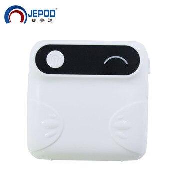 Jepod  Mini Thermal Bluetooth photo Printer smart phones  POS Mini ios Android 58mm Portable Wireless