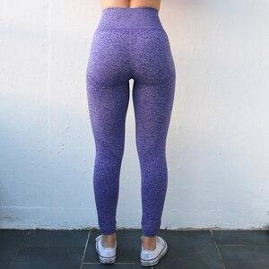 Image 5 - Nepoagym Donne Nuovo Vitali Senza Soluzione di Continuità Leggings Palestra Senza Soluzione di Continuità Leggings Pantaloni di Yoga di Sport Della Ragazza Delle Ghette