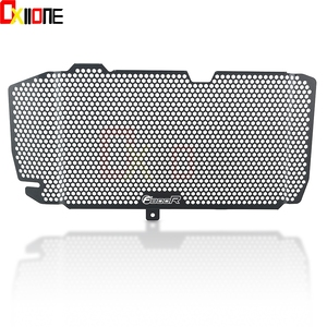 Image 4 - For BMW F800R Motorcycle Aluminum Radiator Grille Guard Cover Protector F 800R F 800 R 2015 2016 2017 2018 2019 Accessories