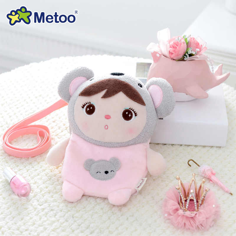 Pluche Rugzak Metoo Pop Pluche Speelgoed Voor Meisjes Baby Zachte Cartoon Knuffels Voor Kinderen Kinderen Schooltas In Kleuterschool