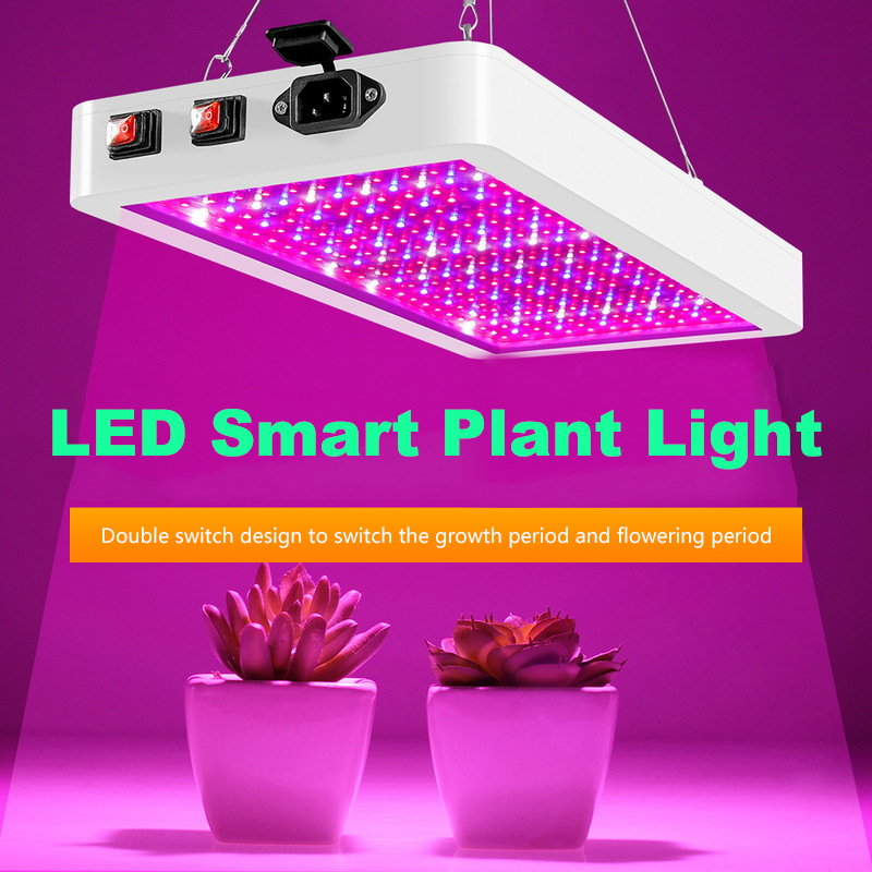 LED Grow-Light Phyto-Growth-Lamp Leds-Chip Indoor-Plant 265V Waterproof Full-Spectrum