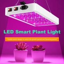 Diodo emissor de luz cresce a luz 2000w à prova dwaterproof água phytolamp 2835 leds chip phyto crescimento lâmpada 265v espectro completo planta iluminação para planta interior