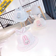 42-46cm 0m-6m  baby photography props sun hat newborn mickey ears toddler winter hats infant