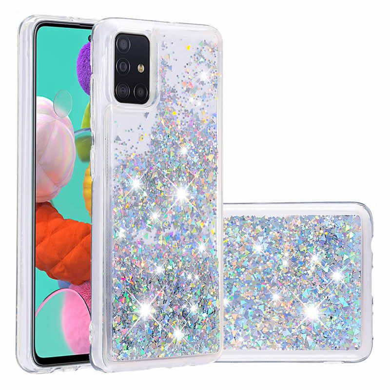 Glitter Liquid Quicksand Case Cover
