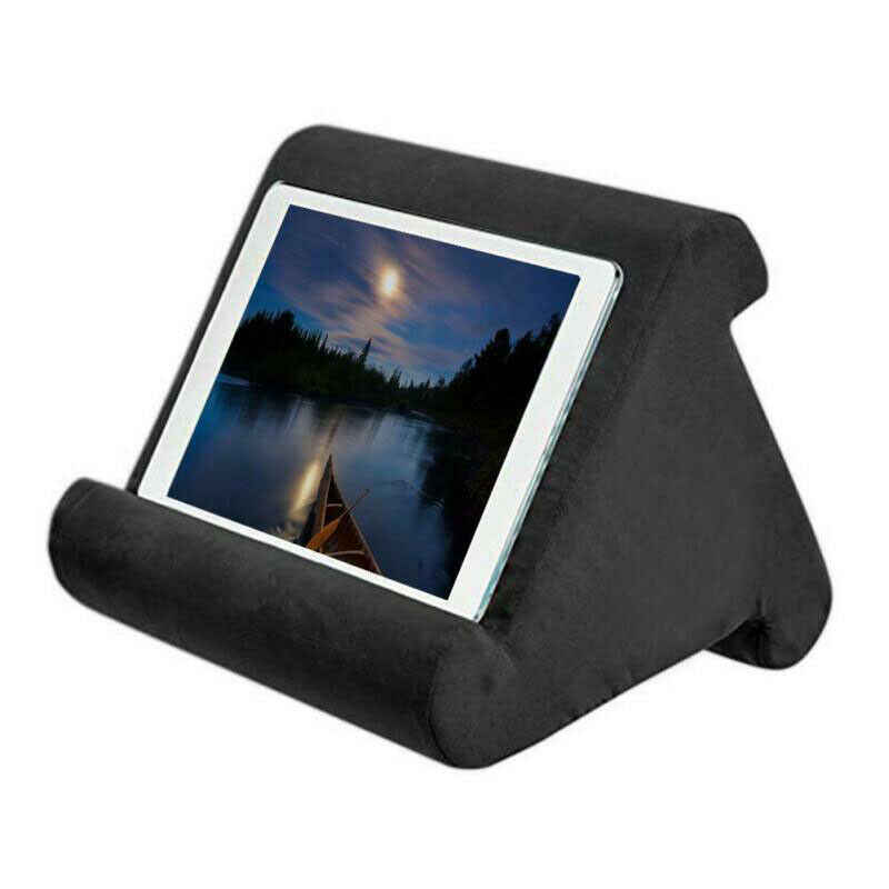 Hot Sales Portable Lightweight Tablet Pillow Stand For iPad Book Holder Rest Lap Reading Cushion