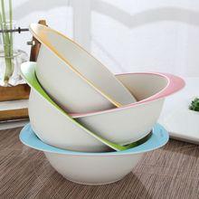Детская Чаша для хранения пищевых продуктов дизайн животных для детей детская посуда Экологически чистая столовая посуда для кормления