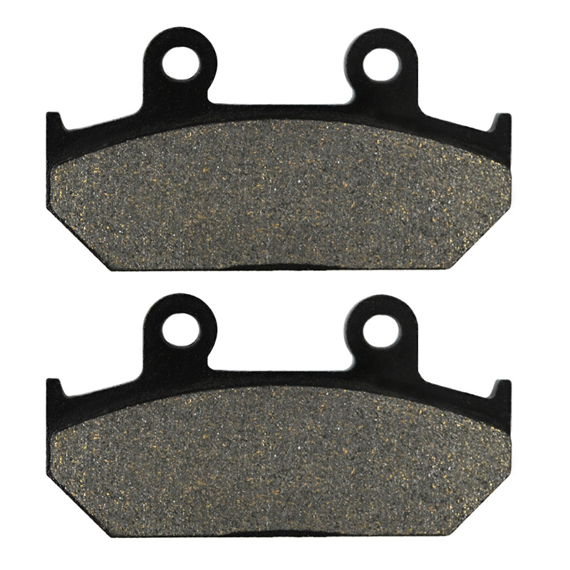 Motorcycle Rear Brake Pads for <font><b>Suzuki</b></font> AN250 AN 250 Skywave 2007 2008 AN400 AN 400 <font><b>Burgman</b></font> <font><b>AN650</b></font> Skywave AN 650 200-2016 FA412 image