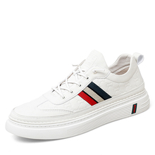 Sneakers British-Style Comfortable Brand Shoes Sports High-End Men's Fashion Youth Leisure