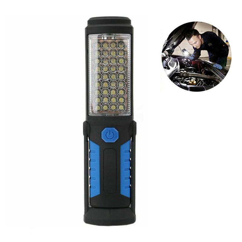 New Pneumatic 410 Lumen Rechargeable COB LED Slim Work Light Portable Lamp Nice