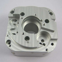 custom CNC machining service aluminum stainless steel part