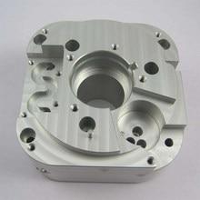 custom CNC machining service aluminum stainless steel part