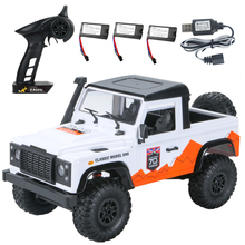 MN99A 1:12 Durable Rock Crawler Kids Toy With Remote Control